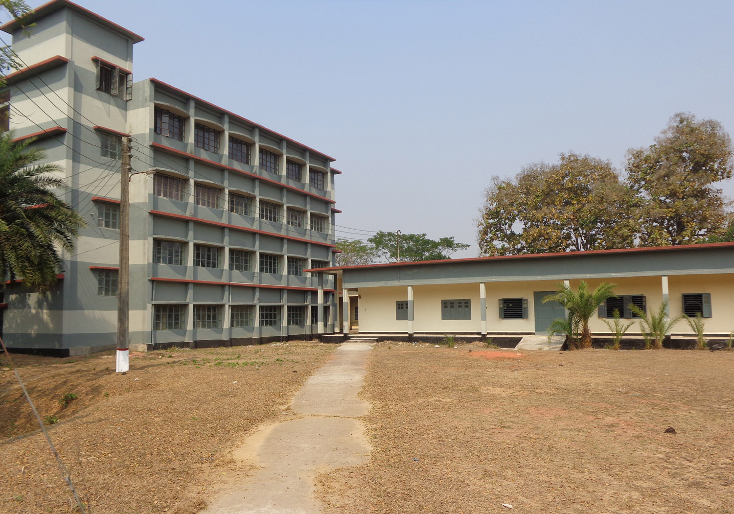 moulvibazar technical school college